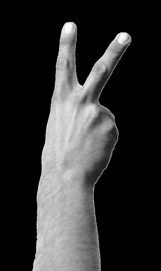 peace-fingers