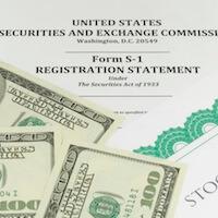 SEC Form S-1 (IPO concept)