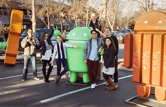 android team-blog