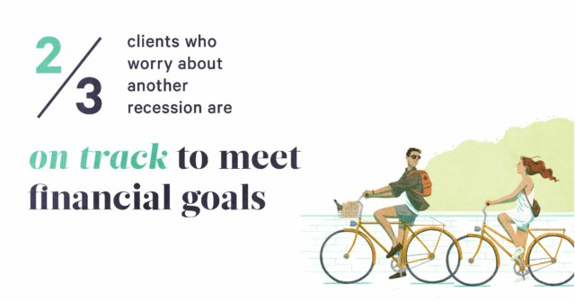 2/3 Wealthfront Clients Feel On Track