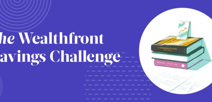 Wealthfront Savings Challenge