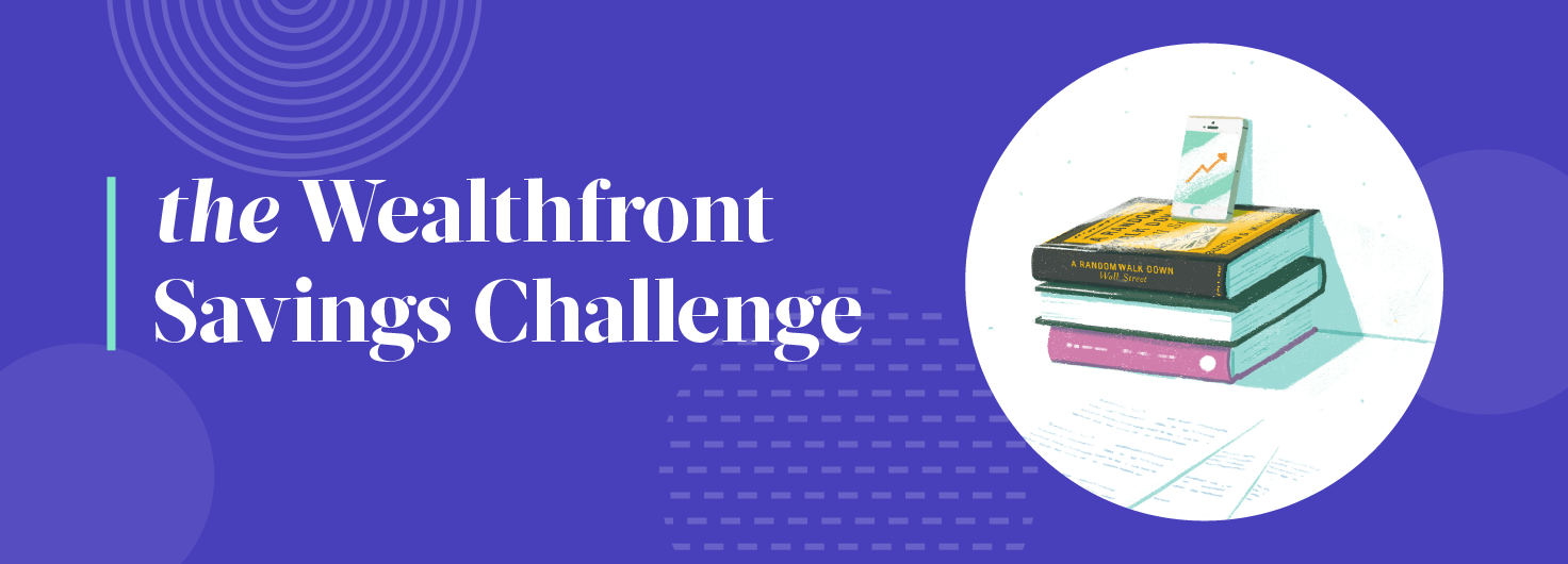 Wealthfront Savings Challenge